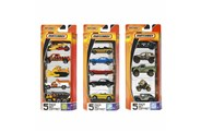 Matchbox 5 Car Gift Pack
