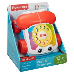 Fisher-price Chatterphone