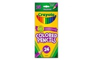 Crayola Colored Pencils 24 Pack