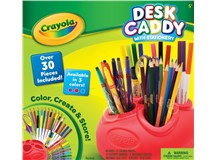 Crayola Desk Caddy With Stationery