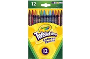 Crayola Twistable Colored Pencils 12 Pack
