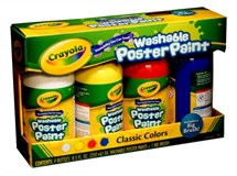 Crayola Paint-a-pack Classic Colors
