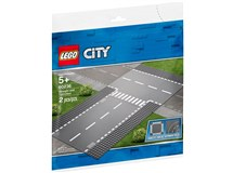 Lego City 7280 Straight & Crossroads Plates