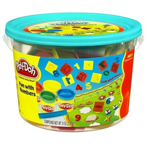 Play-doh Mini Buckets Assorted