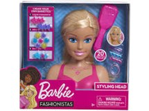 Barbie Glam Party Styling Head