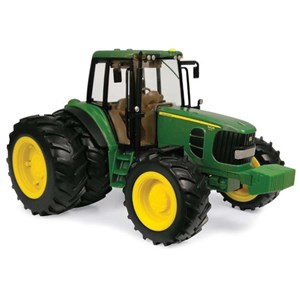 Big Farm John Deere 7430 Tractor With Rear Dual Wheels 1:16