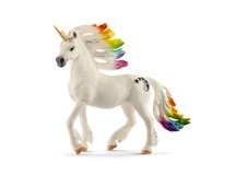 Schleich Bayala Rainbow Unicorn Stallion 70523