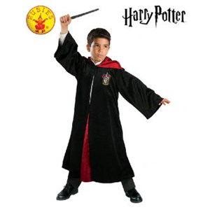 Harry Potter Deluxe Robe Size 6+