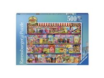 Ravensburger The Sweet Shop 500 Piece Puzzle