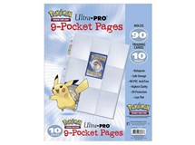 Pokemon 9 Pocket Pages 10 Pack