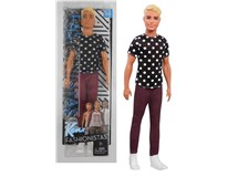Barbie Fashionista Ken Assorted