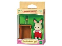 Sylvanian Families Chocolate Rabbit Baby