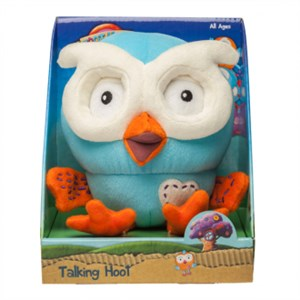 Giggle & Hoot Talking Hoot