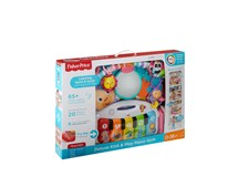 Fisher-price Deluxe Kick & Play Paino Gym