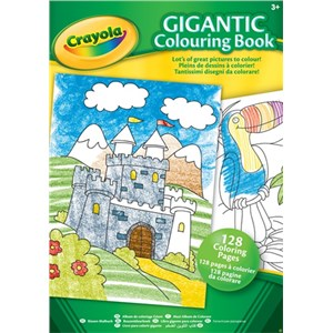 Crayola Gigantic Coloring Book