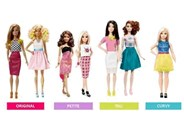 Barbie Fashionistas Doll Assorted