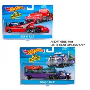 Hot Wheels Super Rig With Vehicle