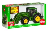 Siku John Deere With Front Loader 3652 1:32