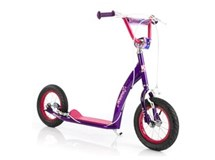 Eurotrike Bmx Scooter Purple