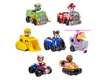 Paw Patrol Rescue Racer Assorted