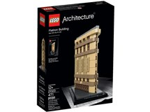 Lego Architecture 21023 Flatiron Building New York