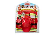 Melissa & Doug Role Play Fire Chief Costume