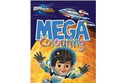 Mega Colouring Book Miles From Tomorrowland