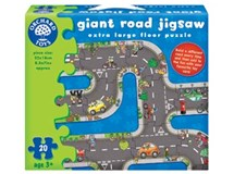 Orchard Toys Giant Road Floor Jigsaw