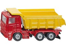 Siku Blue Tag Truck With Dump Body 1075