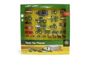 John Deere Farm Toy Playset 70 Pieces