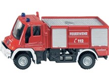 Siku Blue Tag Fire Engine 1068