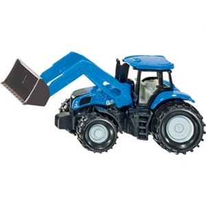 Siku Yellow Tag New Holland With Front Loader 1355