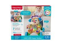 Fisher-price Learn With Puppy Walker