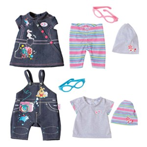 Baby Born Deluxe Jean Collection