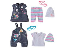 Baby Born Deluxe Jean Collection Assorted