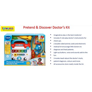 Vtech Pretend & Discover Doctor Kit