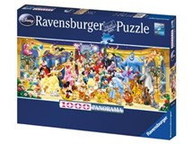 Ravensburger Disney Characters Pano 1000 Piece Puzzle