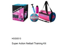 Super Action Netball Training Kit