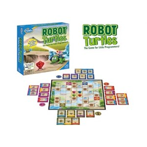 Think Fun Robot Turtles