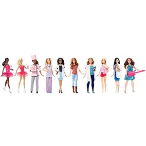 Barbie Career Doll Assorted