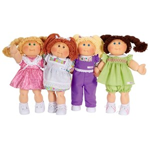 Cabbage Patch Kids Vintage Collector's Edition