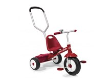 Radio Flyer Steer & Stroll Trike Red