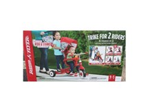Radio Flyer Ride & Stand Trike
