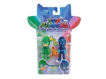Pj Masks Light Up Figures Hero Vs Villians 2 Pack Assorted