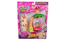 Shopkins Wild Style Shoppets Theme Pack Assorted