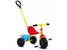 Playworld Teenie Weenie Trike 2 In 1 Yellow Blue Red