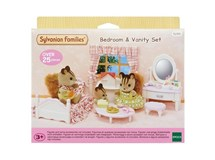 Sylvanian Families Bedroom & Vanity Set