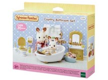 Sylvanian Families Country Bathroom Set