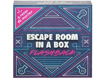 Escape Room In A Box Flashback