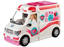 Barbie Care Clinic Rescue Vehicle Large